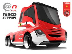 Iveco Concept For Racing
