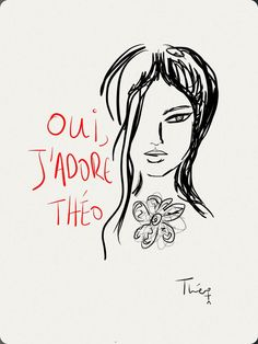 Oui, j'adore Théo