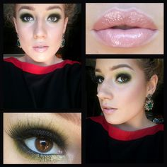 I love this look from @Sephora's #TheBeautyBoard http://gallery.sephora.com/photo/green-drama-11614