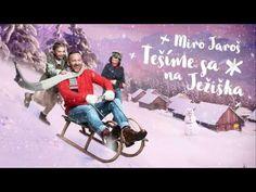 """Miro Jaroš - TICHÁ NOC (z albumu """"Tešíme sa na Ježiška"""") - YouTube Kids Songs, Lyrics, Education, Music, Youtube, Winter, Musica, Winter Time, Musik"""