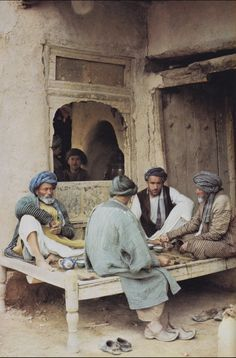 Afghanistan in the past