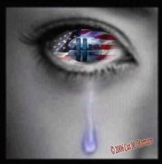 I am an American, I grieve for all mankind!