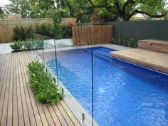 My brother's pool area completed by TLC/Scott_1