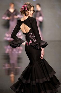 SIMOF 2013: Desfiles en el Salón Internacional de Moda Flamenca - Me encantan los volantes