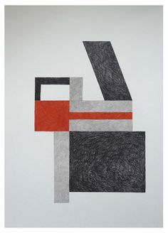 Nathalie Du Pasquier, Coloured Pencils, Abstract Drawings, Creative Advertising, Geometry, Contemporary Art, Sculptures, Weaving, Symbols