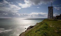 Pointe de Saint-Mathieu by Philippe Saire || Photography, via Flickr