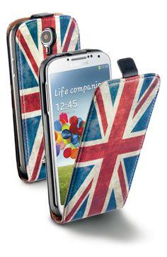 #BRIT #UK La protezione totale della #cover #flap, senza rinunciare ad un tocco trendy e colorato! Scoprila sul nostro sito: http://www.cellularline.com/catalog/it/product/flap_flag_for_galaxy_s4