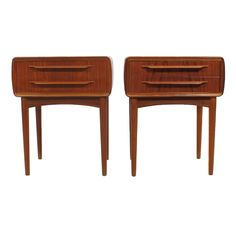 You're not just buying furniture, you're investing in a legacy Danish Modern, Mid-century Modern, Modern End Tables, Bent Wood, Teak Table, Mid Century Modern Furniture, Atomic Age, Investing, Bed