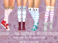 Sims 4 Cc Skin, Sims 4 Mm Cc, Sims Four, Sims 1, Mods Sims, Sims 4 Anime, Sims 4 Traits, Pom Pom Animals, Sims 4 Toddler