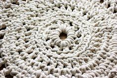 DIY: rope rug