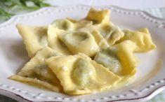 Raviolis à la ricotta et aux épinards WW, recette d'un délicieux plat parfumé au parmesan facile et simple à réaliser pour un repas convivial et léger.