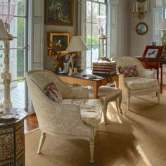 The Exceptional Interior Designer You've Never Heard Of - laurel home | the exquisite interior design of Furlow Gatewood | photo by Rod Collins