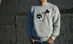 Diera on Behance Behance, Graphic Sweatshirt, Sweatshirts, Sweaters, Fashion, Behavior, Moda, Pullover, Sweater