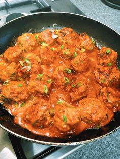Thai Meatballs www.theglasgowscullery.com