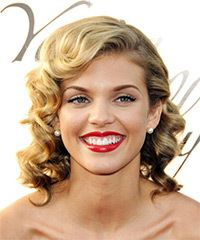 Anna Lynne Mc Cord Hairstyles For 2018. 1920s HairstylesModel HairstylesLong  Curly HairstylesHomecoming HairProm ...