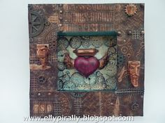 Mixed Media and more: Steampunk