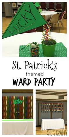 St Patrick's Day Ward Party