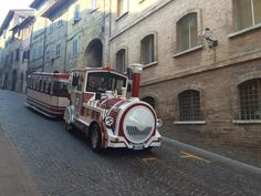 Partenza positiva per il trenino turistico a Urbino