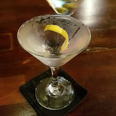 #martini #lemon