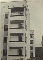 Sasha and Cami Stone-  Berlin - Lichtenberg (New Residential Estate, Architect: Bruno Taut), 1928