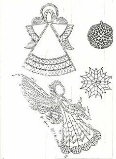 *КРУЖЕВО*: art and fashion Doily Art, Lace Art, Needle Tatting Patterns, Bobbin Lace Patterns, Bobbin Lacemaking, Crochet Angels, Lace Jewelry, Needle Lace, Lace Making
