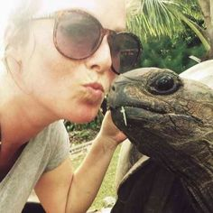 Bring some love to the endangered turtles on Galapagos