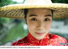 traditional Chinese hat