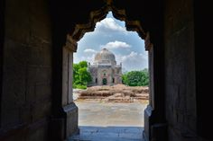 India's big cities are green. And they are getting greener every day. Not that India was ever a dry, barren landscape. But there is a big p. Lodi Gardens, Delhi India, Taj Mahal, Tours, Adventure, Landscape, City, Building, Travel