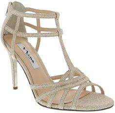 NINA City High-Heel Dress Sandals