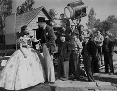 """Victor Fleming 1939 """"Gone With The Wind"""" Old Movies, Great Movies, Movie Theater, I Movie, Movie List, Movie Stars, Gorgeous Movie, Victor Fleming, Tomorrow Is Another Day"""