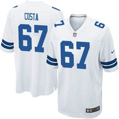Youth Nike Dallas Cowboys  67 Phil Costa Limited White NFL Jersey Sale nfl  jersey template 1d4e21dd6