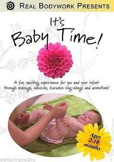 Its Baby Time - Infant Massage & Exercise Video on DVD