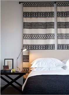 Trying To Find DIY Headboard Ideas? There are numerous economical methods to develop a special distinctive headboard. We share a couple of fantastic DIY headboard ideas, to motivate you to design your room posh or rustic, whichever you like. Home Bedroom, Bedroom Wall, Bedroom Decor, Bedroom Ideas, Master Bedrooms, Bedroom Inspiration, Amazing Bedrooms, Bedroom Themes, Design Bedroom