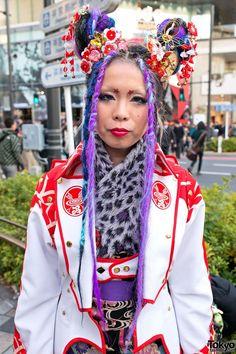 Takuya Angel fashion