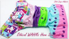 Ethical WAHMs Have Standards (Cloth Diaper Addicts)