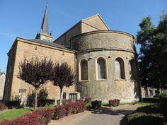 Eglise Saint Nicolas à Rocroi. © Le Domaine du Lac à Rocroi #Ardennes #France