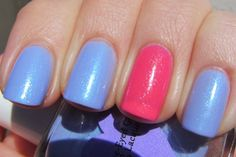 My Life in Polish: Blue-Eyed Girl Lacquer