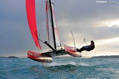 pinterest.com/fra411 #sailing - Phantom International | Flying Phantom OD: January 9th 2014 Sailing Session