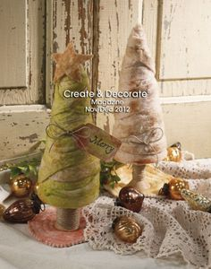 Create & Decorate magazine Nov/Dec 2012
