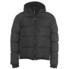 Lee Cooper 2 Zip Bubble Jacket Juniors | Now £19.99