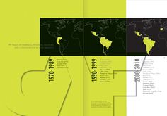 Gisela Viloria, winning entry under 'Graphic Design' Graphis 2012 Annual Reports