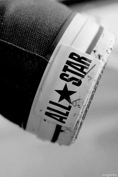 Converse,All star,Black and white,Shoes,Style,Fashion - inspiring picture on PicShip.com