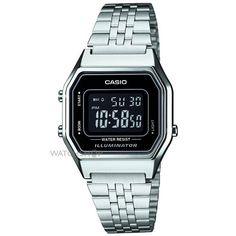 d4557967d41 Unisex Casio Classic Alarm Chronograph Watch LA680WEA-1BEF £22 great for  running Casio Classic