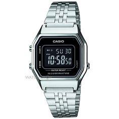 Unisex Casio Classic Alarm Chronograph Watch LA680WEA-1BEF £22 great for running