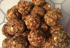 Easy Ideas For Healthy After-School Snacks | No-Bake Energy Bites