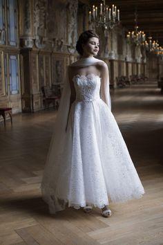 Robes de marques Cymbeline - Robes de mariée pour la robe de mariées Bleuet pour la collection 2017