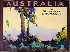 James Northfield: Australia for sunshine and romance