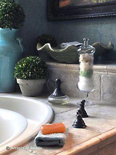 bathroom decor | Romantic Bathroom Decor, Romantic French Bathroom Decorating Luxury ...
