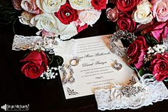 Dana & David's July 2014 #wedding at St. Teresa's of Avila and the Primavera Regency! (photo by deanmichaelstudio.com) #love #pink #summer #photography #deanmichaelstudio