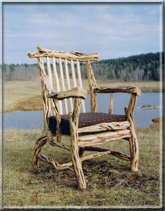 Spirit Of The West - Log Furniture - Diamond Willow, Juniper, Black Sage, Birch, Pine, Spruce, Douglas Fir, and Burls